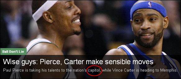 capitol sports